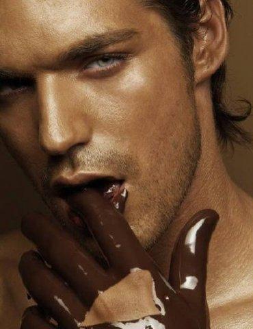 mmmm...CHOCOLATE! =)