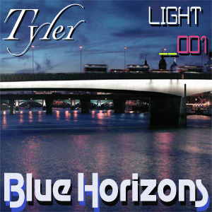 Tyler Blue Horizons Series Light 001 EP Music Album