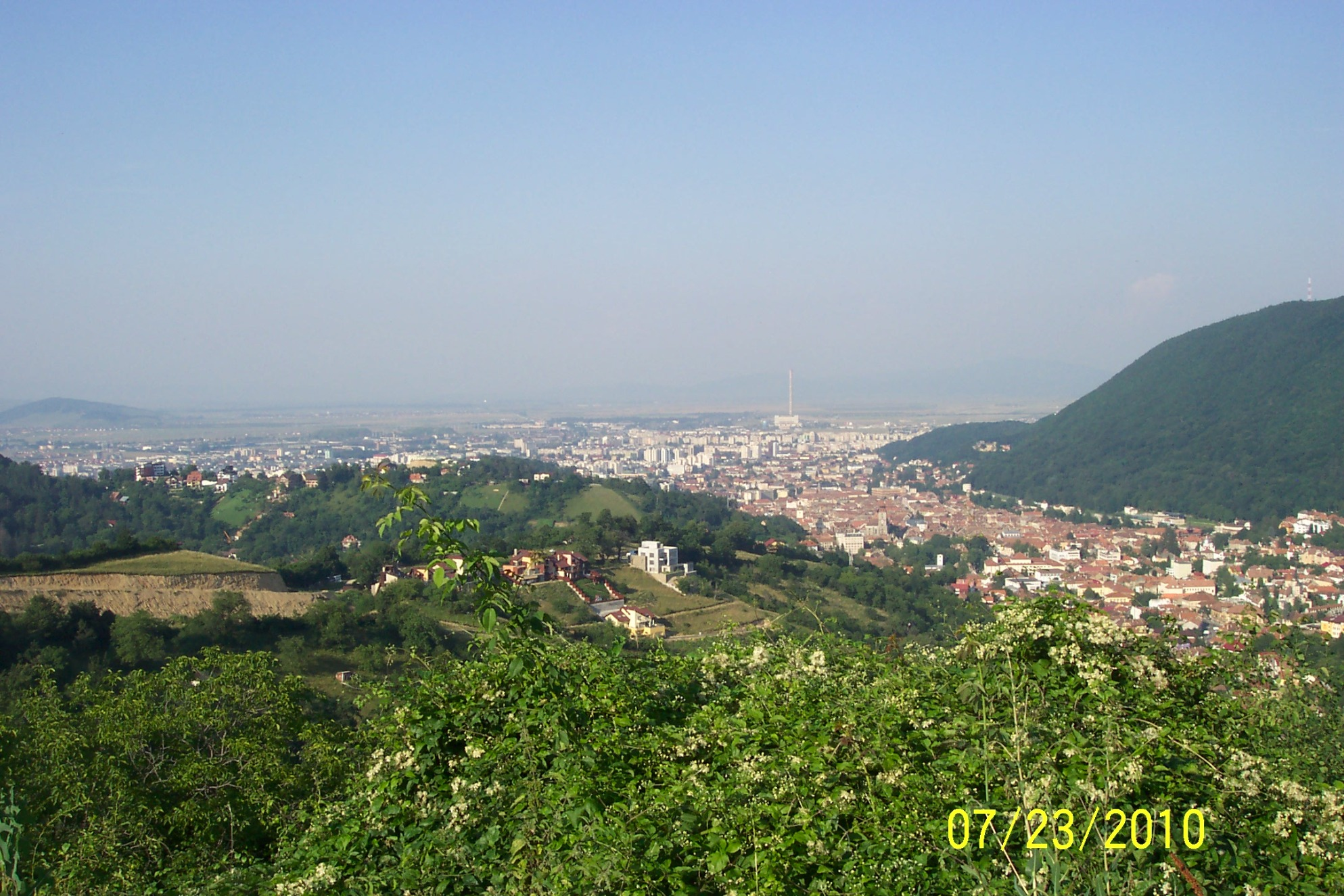 Another view of Brasov