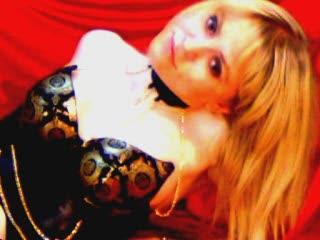 Innocent blonde:P